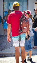 Guys at Festival (LarryJay99 ) Tags: people2018 lakeworthstreetpaintingfestibal urban festivals crowds florida people men male man guy guys dude dudes manly virile studly stud masculine sexyman urbanbackpacker reds