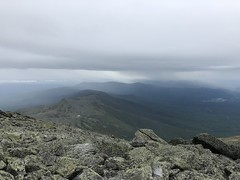 Up With The Clouds (FluvannaCountyBirder754) Tags: mountwashington newhampshire tundra rocks summit clouds weather trees forest outdoor outdoors outside nature mountain whitemountains appalachians appalachian nikoncoolpixp900 nikon coos coosnewhampshire