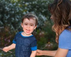 4088 DJ and Jacky (greyhound rick) Tags: momandson child toddler happy smiling smile photoshop lightroom niksoftware nikon nikkor sb800 garyfong lightsphere outdoors scottsdale arizona scottsdalecommunitycollege nikond3 2470mmf28