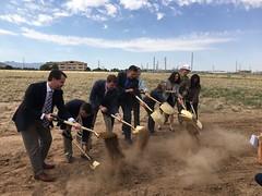 NNSA Albuquerque Complex Groundbreaking, July 2, 2018