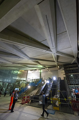 Farringdon_Elizabeth_Line_150618_1338_hi (Chris Constantine UK) Tags: crossrail tube london underground construction metro elizabeth farringdon