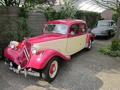Citroën Traction Avant 11BL 1951 (99-76-UT) (MilanWH) Tags: citroën traction 11bl