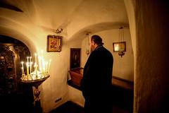 2018.03.27  освящение икон пещеры КПЛ (2)