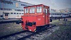 ASF EL-16 (Rafał Jędrasiak) Tags: locomotive lokomotywa train pociag warszawa warsaw polska 2018 track infrastructure railway pkp kolej poland