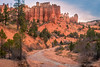 Throne of the Desert King (Cramer Imaging) Tags: photo photography photograph outdoor outdoors nature natural national nationalpark park utah brycecanyon brycecanyonnationalpark hoodoo hoodoos red water sky desert landscape scenic scenery tree trees plant plants pine pinetree stream green blue morning light morninglight americansouthwest