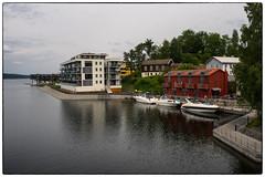 Sundet #5 (Krogen) Tags: norge norway norwegen akershus romerike eidsvoll sundet krogen olympusomd