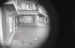 Sélestat pigeons (Nikol Dziub) Tags: pentax p30t agfa apx100 aph09 150 17min alsace bw film analog