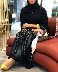 "#Repost @marayer • • • • • انا احب شخص من اربع حروف وانتو؟ "" ""صباح الحب 💛 #abayas #abaya #abayat #mydubai #dubai #SubhanAbayas (subhanabayas) Tags: ifttt instagram subhanabayas fashionblog lifestyleblog beautyblog dubaiblogger blogger fashion shoot fashiondesigner mydubai dubaifashion dubaidesigner dresses capes uae dubai abudhabi sharjah ksa kuwait bahrain oman instafashion dxb abaya abayas abayablogger"