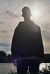 mysterious (cwynar.8@buckeyemail.osu.edu) Tags: lensflare nature filmphotography backlit bizarre shadow minoltax700 minolta x700 35mm film 35mmfilm