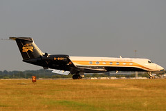 B-8131 (GH@BHD) Tags: b8131 gulfstreamaerospace gulfstream g5 guv g550 minshengaviationjet jetsr bizjet corporate executive aircraft aviation stn egss stanstedairport londonstanstedairport stansted