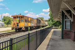 For Auld Lang Syne (AndyP-Pictures) Tags: bo csxt csxnewrock