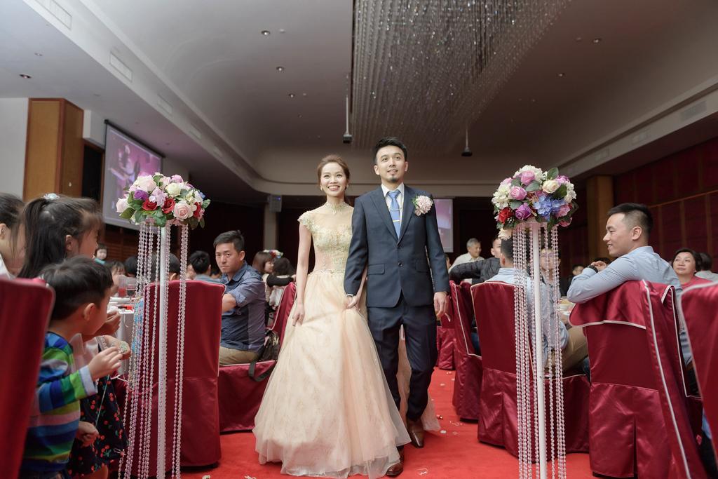 台南婚攝 - 總理大餐廳婚宴!婚禮紀錄-56
