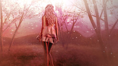Spring blossoms (with vlog) (kawaiilian.resident) Tags: secondlife sl secondlifevlog littlebranch ersch lagom limerence limit8 maitreya rewind shinyshabby dreamsinmotion