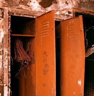 Abandoned Highland Hospital