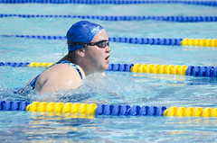 SONC SummerGames18 Tony Contini Photography_1187 (Special Olympics Northern California) Tags: 2018 summergames swimming swimmer athlete femaleathlete water specialolympics