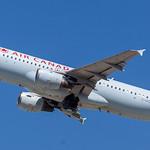Air Canada Airbus leaving KLAX thumbnail