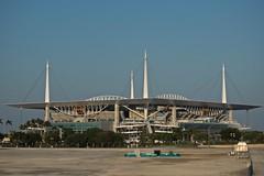Hard Rock Stadium (ACEZandEIGHTZ) Tags: nikon d3200 stadium venue football miami gardens florida