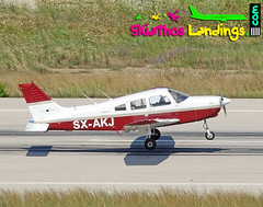 "Global Aviation Piper PA28 • <a style=""font-size:0.8em;"" href=""http://www.flickr.com/photos/146444282@N02/42433604985/"" target=""_blank"">View on Flickr</a>"