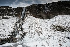 Islande, Skógafoss, 30 (Patrick.Raymond (4M views)) Tags: islande cascade hdr froid gel hiver nikon skogafoss