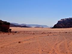 Wadi Rum (50) (pensivelaw1) Tags: jordan desert crags wadirum trains middleeast asia rockformations aqaba