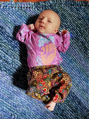 Fists (quinn.anya) Tags: eliza baby fist serious piccadillytextilecorporation