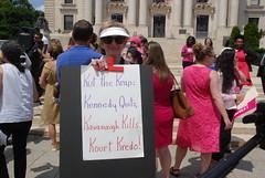 Menendez Rallies Against SCOTUS Nominee