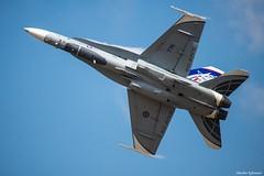 F18 canadien