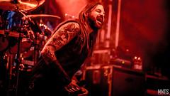 Iced Earth live in Kraków 2018 fot. MNTS Łukasz Miętka_-17