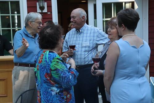 Grand Traverse Reception, July 2018