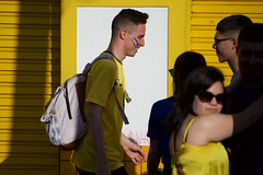 party time (norton-dudeque) Tags: copa2018 worldcup 2018 fifa futebol soccer brazil x brasil curitiba belgium torcida crowd football fans