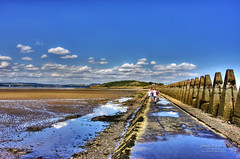 Cramond 07 July 2018 00018.jpg (JamesPDeans.co.uk) Tags: cramond landscape printsforsale northsea roads firthofforth antiboatboom hdr ww2 britain objects history landscapeforwalls jamespdeansphotography uk digitaldownloadsforlicence forthemanwhohaseverything edinburgh gb greatbritain lowtide sea causeway beach scotland wwwjamespdeanscouk camera shore unitedkingdom lothian ww12 europe coast