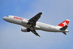 """Kloten"" Swiss International Air Lines HB-IJS Airbus A320-214 cn/782 @ EDDL / DUS 16-06-2017 (Nabil Molinari Photography) Tags: kloten swiss international air lines hbijs airbus a320214 cn782 eddl dus 16062017"