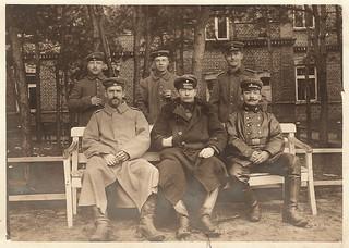 German soldiers WW1 - 18GE