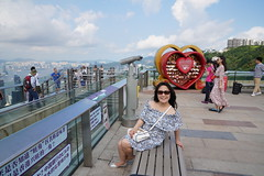 DSC07211 (PeterazziMuilman) Tags: sony sonya7r3 alpha7rm3 a7r3 ilce7rm3 ilcea7r3 sel2470gm sonyfe2470f28gm sonyfe282470gm emount happy fun hk hongkong travel traveling holiday perfectview last skyterrace428 thepeak thepeakhk bubbagumpshrimpcompany