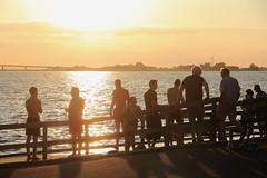Skåninge Bro Havn (harve64) Tags: skåninge bro havn bogø denmark storstrøm sunset