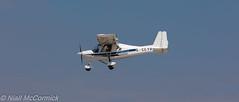 G-CCYR Airbourne Aviation LTD IKARUS C42 FB80 (Niall McCormick) Tags: riat 2018 royal international air tattoo airshow aviation raf100 raf fairford ffd egva gccyr airbourne ltd ikarus c42 fb80