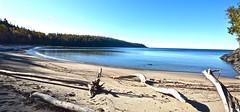 MYSTERY BEACH, ACA PHOTO (alexanderrmarkovic) Tags: desertedbeach mysterybeach lakesuperior wawa ontario canada acaphoto