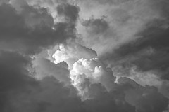 I just love clouds.... (Kevin Povenz Thanks for all the views and comments) Tags: 2018 june kevinpovenz outerbanks northcarolina outside outdoors weather stormyweather stormy stormclouds blackandwhite bw storn sunlight