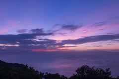 P7214647 (kunmorita) Tags: star 星 海 空 夜空 夜間撮影 sea sky night 夕焼け マジックアワー magic hour 黄昏
