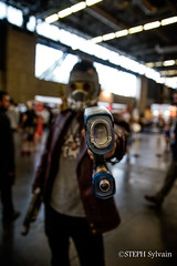 Japan Expo 2018 1erjour-22 (Flashouilleur Fou) Tags: japan expo 2018 parc des expositions de parisnord villepinte cosplay cospleurs cosplayeuses cosplayers française français européen européenne deguisement costumes montage effet speciaux fx flashouilleurfou flashouilleur fou manga manhwa animes animations oav ova bd comics marvel dc image valiant disney warner bros 20th century fox féee princesse princess sailor moon sailormoon worrior steampunk demon oni monster montre