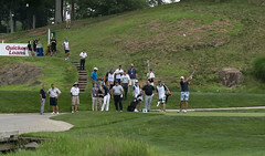 Tiger Woods Pro-Am Group (Keith Allison) Tags: golf pga quickenloansnational tigerwoods