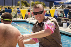 SONC SummerGames18 Tony Contini Photography_1367 (Special Olympics Northern California) Tags: 2018 summergames swimming fun letr police cop