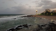 Umhlanga Lighthouse (Rckr88) Tags: umhlangalighthouse lighthouses lighthouse umhlanga umhlangacoastline umhlangarocks durban southafrica south africa sea water ocean beach coast coastal coastline travel travelling outdoors cloudyseas cloud clouds cloudy