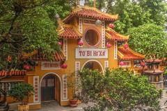 Hanoi (Enrica F) Tags: hanoi vietnam nikon pagoda budismo