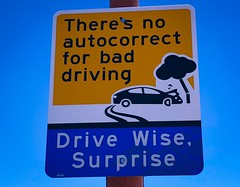 Drive Safely (oybay©) Tags: surprise arizona cellphone texting danger