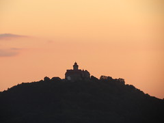 Wachsenburg sunset (germancute) Tags: sunset summer landscape landschaft thuringia thüringen germany germancute deutschland wachsenburg arnstadt sky himmel