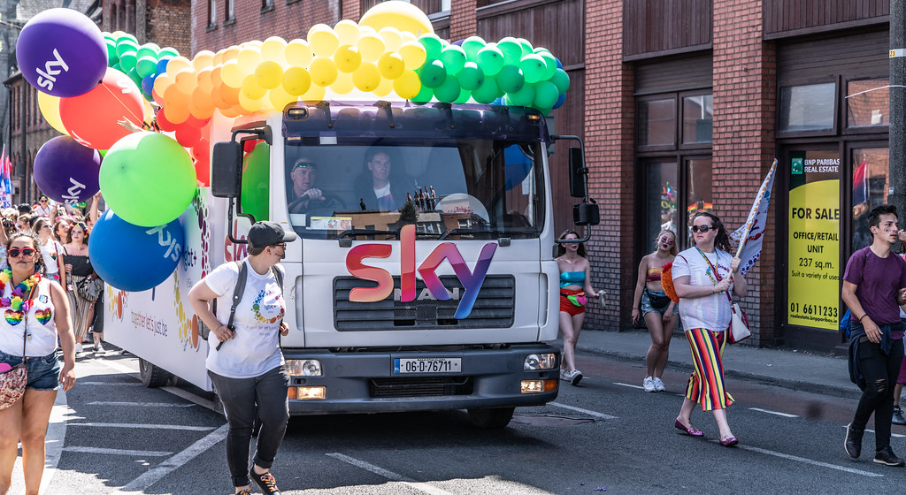 ABOUT SIXTY THOUSAND TOOK PART IN THE DUBLIN LGBTI+ PARADE TODAY[ SATURDAY 30 JUNE 2018]-141773