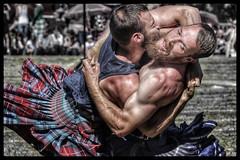 Backhold Wrestling at Ceres Highland Games 2018 (FotoFling Scotland) Tags: highlandgames sport fife ceres cereshighlandgames backholdwrestling wrestling meninkilts kilt frazerhirsch paulcraig wrestlers