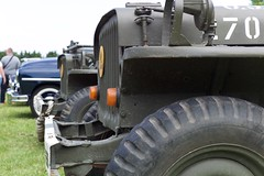 D-Day (•Nicolas•) Tags: nicolasthomas classic exhibition exposition france gargenville koolday m9 show vehicule yvelines jeep military car collection