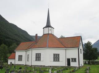 Tresfjord kirke 1